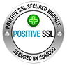 Positive SSL security seal